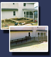 Universal Design Before and After Photos